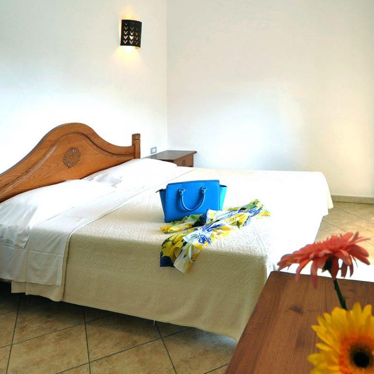 Le camere Hotel RaffaEl Villasimius