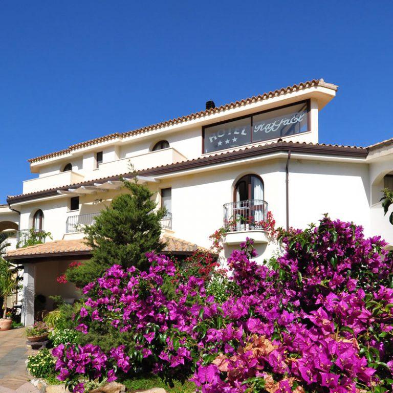 Das Hotel Hotel RaffaEl Villasimius