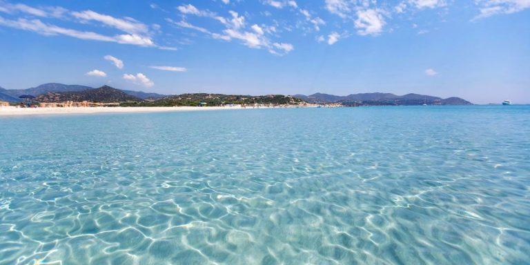 Spiaggia di Simius Hotel RaffaEl Villasimius